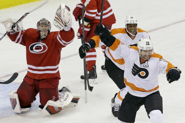 Hurricanes vs. Flyers Game Postponed Due to Inclement Weather