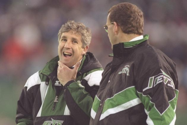 Pete Carroll's 'Hairy' Experience with Jets