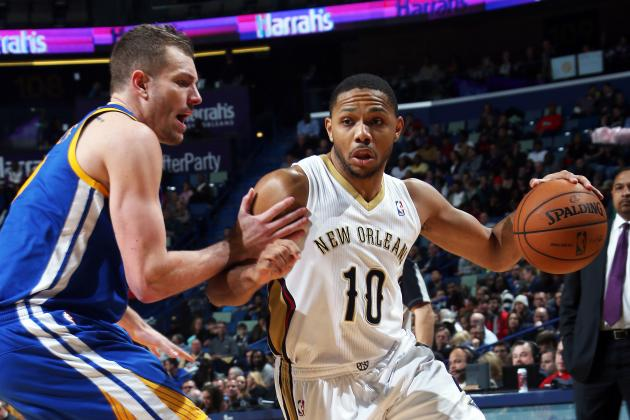 New Orleans Pelicans Reportedly Shopping Eric Gordon, Tyreke Evans in Trade
