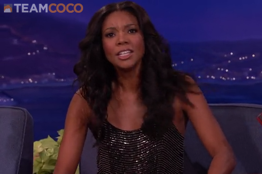 Gabrielle Union's Trash-Talking Makes Richard Sherman Look Like a 'Zen Buddhist'