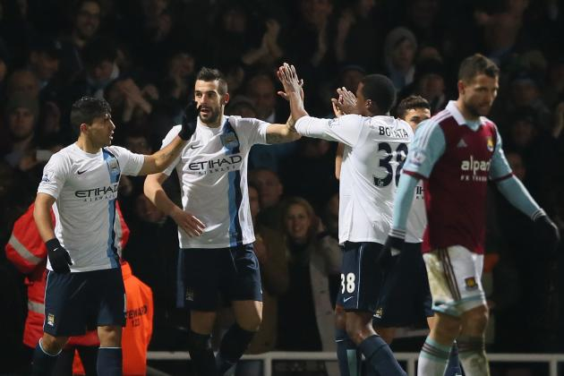 West Ham vs. Manchester City: Score, Grades and Post-Match Reaction