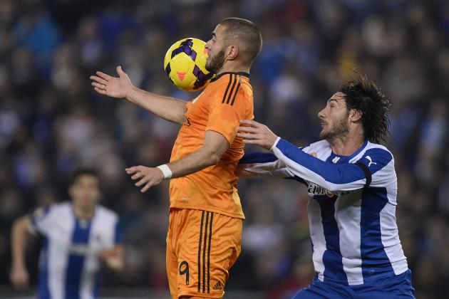 Espanyol vs. Real Madrid Score, Grades and Post-Match Reaction