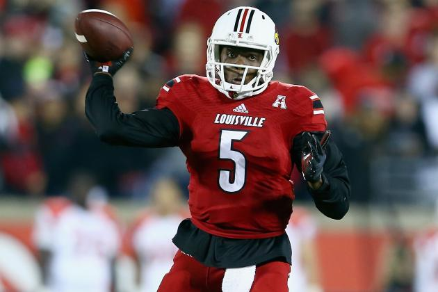 Debate: Is Bridgewater the Best QB Draft Prospect for Cleveland?