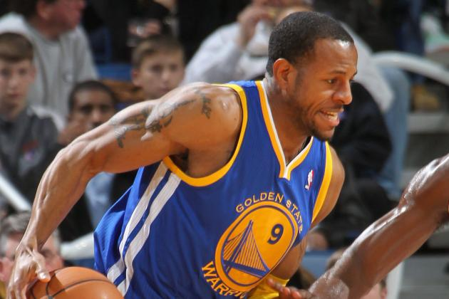 Andre Iguodala Isn't Impressed with Richard Sherman