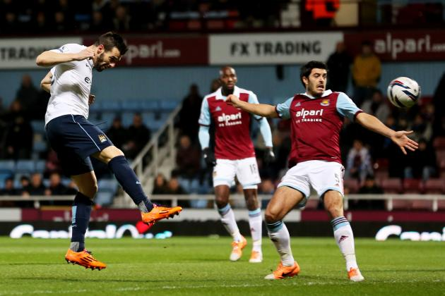 Film Focus: Reviewing West Ham vs Manchester City as Sky Blues Earn Wembley Spot