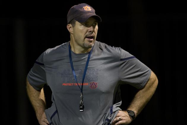 LSU Football: Tigers Hire Jeff Grimes as OL Coach, Run Game Coordinator