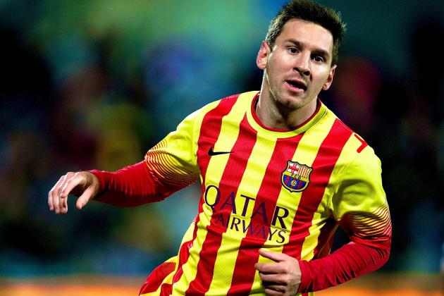 Lionel Messi in Line for New Barcelona Contract as Javier Faus Declares Peace