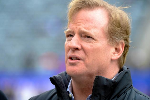 Roger Goodell Says NFL May Expand Playoff Schedule to Mondays and Fridays