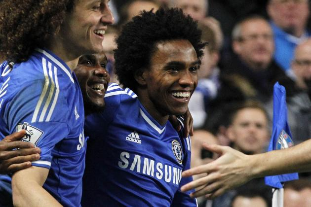 Has the Form of Willian Sealed Juan Mata's Chelsea Fate?