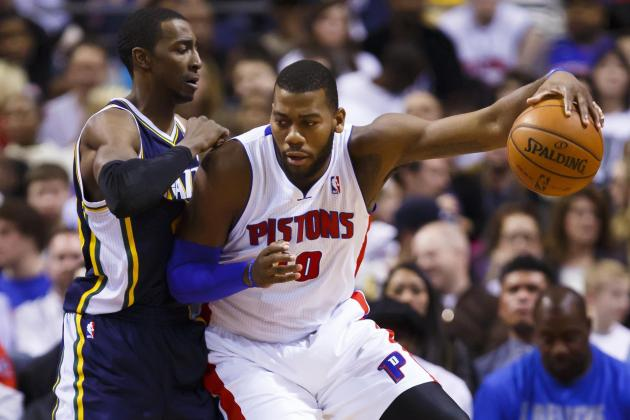 The Detroit Pistons Have a Major Greg Monroe Dilemma