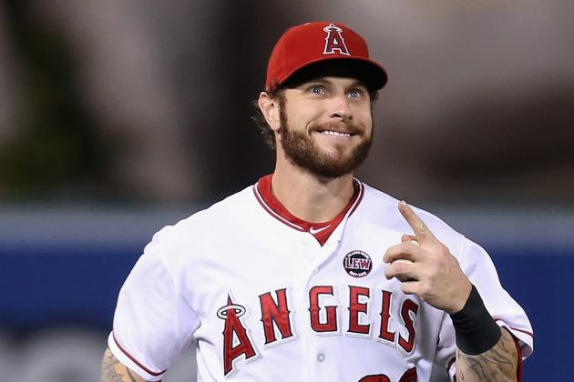 Bulked-Up Angels of Josh Hamilton Looks to Regain 2010 Stroke