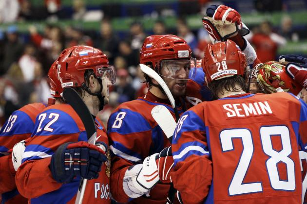 Alexander Semin Rightfully Deserving of Ticket to 2014 Olympics on Team Russia