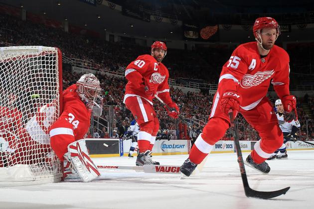 Move to Eastern Conference Is Detroit Red Wings' Silver Lining in Rough Season