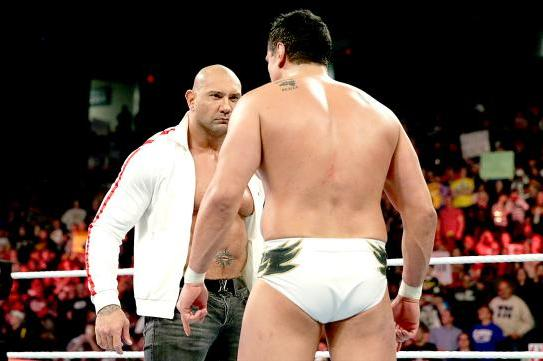 Please, WWE: Do Not Make Batista vs. Alberto Del Rio an Actual Feud