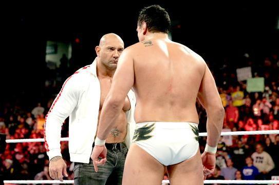 Please, WWE: Do Not Make Batista vs. Alberto Del Rio an Actual Feud