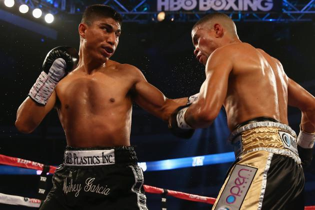 Mikey Garcia Bringing Old School Style to a New Boxing World