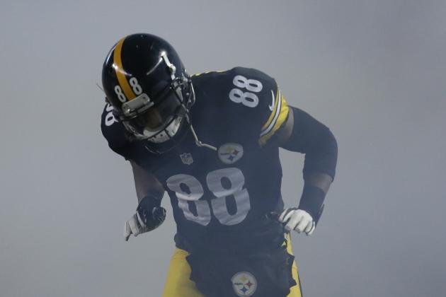How Hard Should the Steelers Push to Retain Emmanuel Sanders?