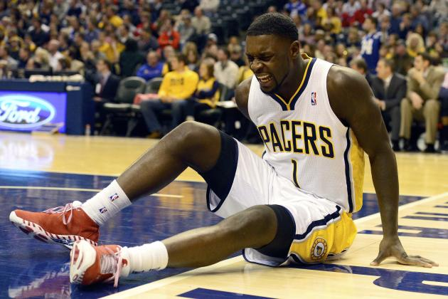 Lance Stephenson Fined $5,000 for Second Flopping Violation