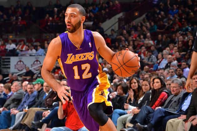Can Kendall Marshall Be Lakers' Long-Term Answer at Point Guard?