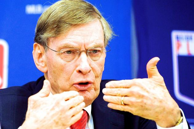 Bud Selig Reportedly Will Win Inaugural Commissioner Bud Selig Leadership Award
