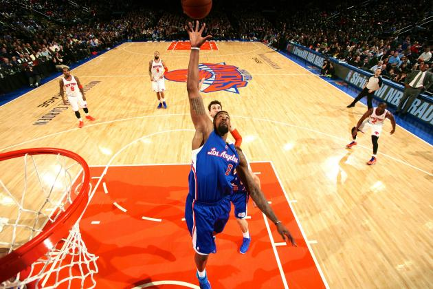 The Case for DeAndre Jordan as the NBA's Most Improved Player