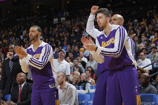 Can Kendall Marshall and Ryan Kelly Be Long-Term Pieces for Los Angeles Lakers?