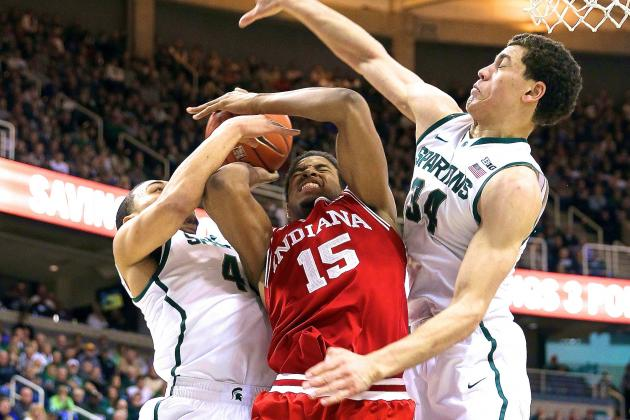 Indiana vs. Michigan State: Live Score, Highlights and Reaction