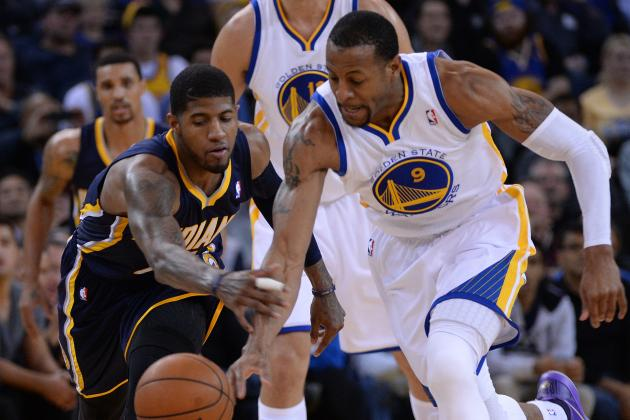 Andre Iguodala Hates Playing in Nationally Televised Games