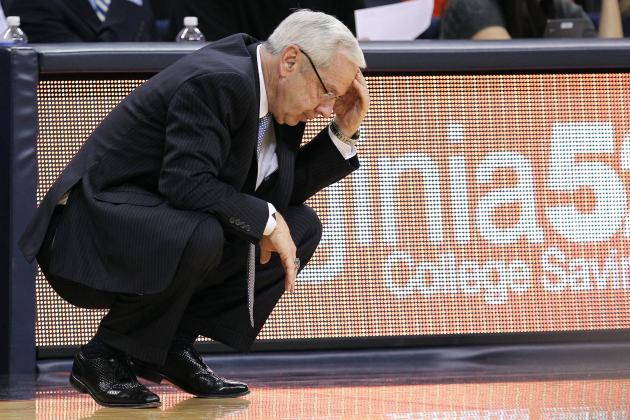 UNC Basketball: The Tar Heels' Biggest Issues in ACC Play