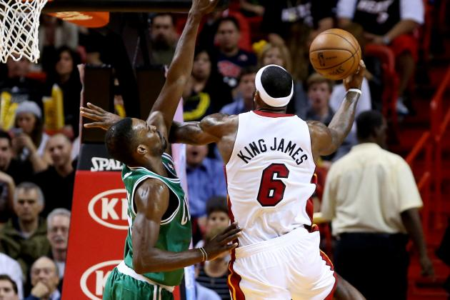Miami Heat Bring Back Nickname Jerseys Against the Celtics