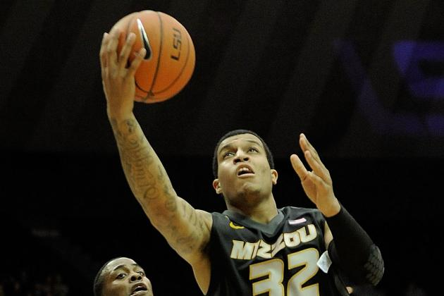 Missouri's Struggles in SEC Play Continue with 77-71 Loss at LSU