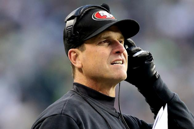 Harbaugh Will 'Fight' to Keep Key Players