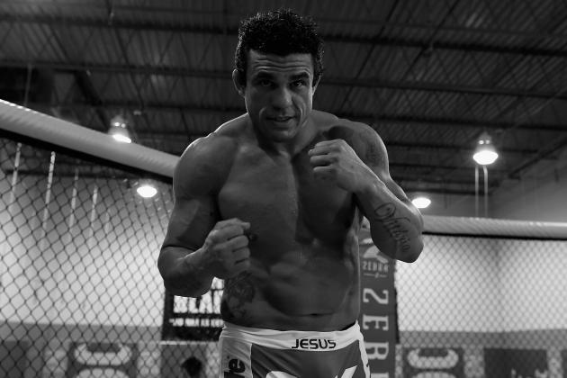 Manager: Vitor Belfort May Not Apply for TRT Exemption Against Chris Weidman