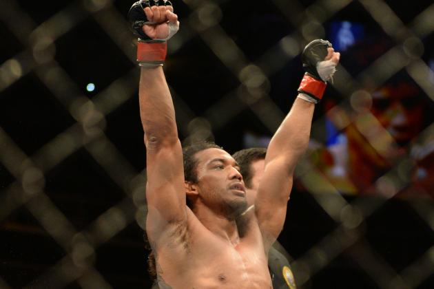 Benson Henderson Defends Richard Sherman's Controversial Rant