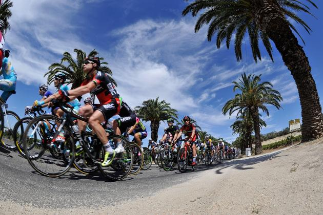 Tour Down Under 2014: Dates, Course Map and Stage Previews