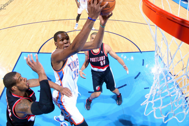 Trail Blazers vs. Thunder: Live Score, Highlights and Reaction