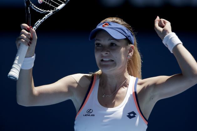 Agnieszka Radwanska vs Victoria Azarenka: Recap, More from Australian Open 2014