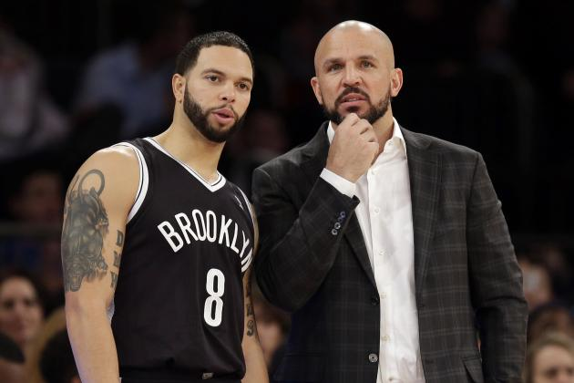 Jason Kidd Has Changed Since Demoting Lawrence Frank, Deron Williams Says