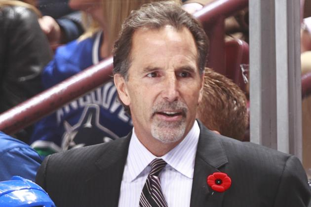 Canucks GM Says Torts' Emotions Got the Best Ofhim