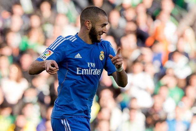 Arsenal: Adding Karim Benzema Could Seal Title for the Gunners