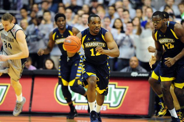 Marquette Basketball: How Golden Eagles Can Get Back into the Big Dance