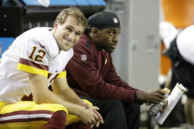 Washington Redskins Stats That Mattered in 2013