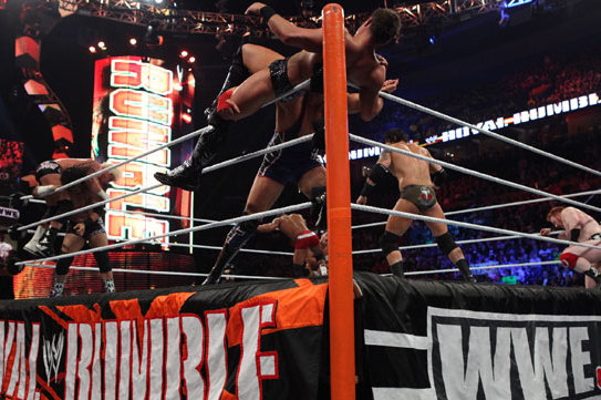 WWE Royal Rumble 2014: Should the 40-Man Format Be Brought Back?