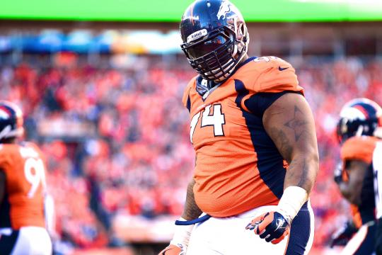 Meet the Denver Broncos' X-Factor: Terrance 'Pot Roast' Knighton