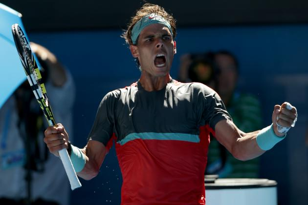 Rafael Nadal vs. Grigor Dimitrov: Recap and Results from Australian Open 2014