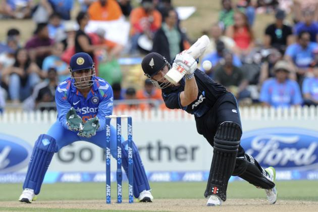 New Zealand vs. India, 2nd ODI: Video Highlights, Scorecard and Report