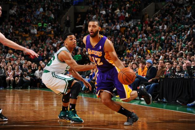 Phoenix Suns' Castoff Kendall Marshall Is LA Lakers' Keeper