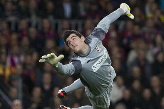 Chelsea Transfer News: Atletico Madrid Willing to Pay £20m for Thibaut Courtois