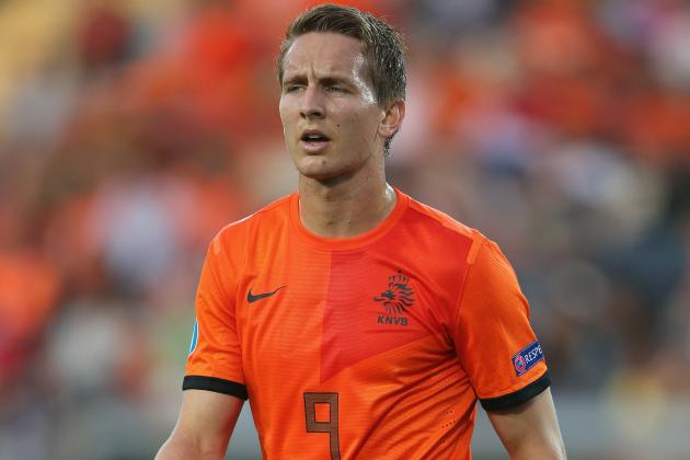 Newcastle Transfer News: Luuk De Jong Expected to Leave Borussia Monchengladbach
