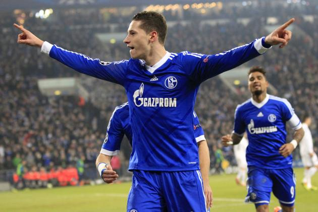 Arsenal Transfer News: Lukas Podolski Swap for Julian Draxler to Tempt Schalke